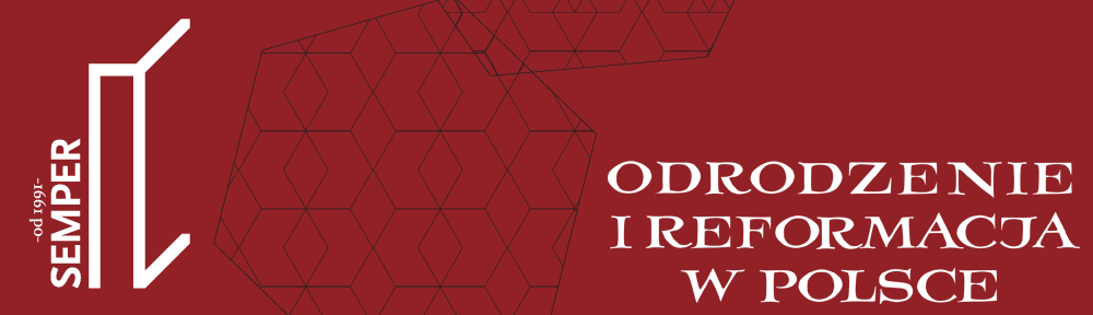 Odrodzenie i Reformacja w Polsce