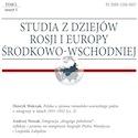 Studia z Dziejów Rosji i Europy Środkowo-Wschodniej tom L zeszyt 2
