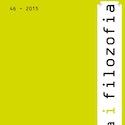 Sztuka i Filozofia 46/2015