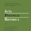 Acta Poloniae Historica nr 114