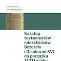 Katalogi Testamentów  - tom 3