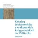 Katalogi Testamentów  - tom 6