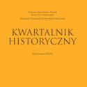 Kwartalnik Historyczny 1/2020