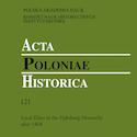 Acta Poloniae Historica nr 121