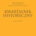 Kwartalnik Historyczny 1/2021